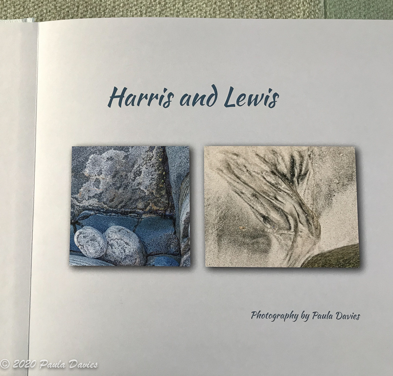 Harris and Lewis book